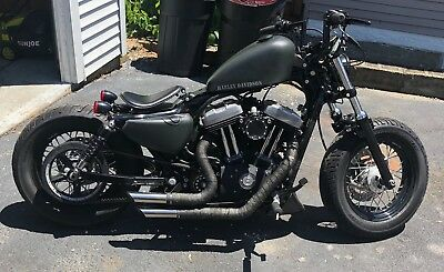 2011 Harley-Davidson Sportster  Harley Forty Eight