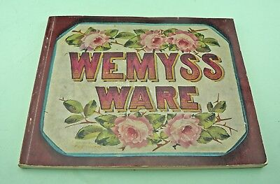 Wemyss Ware C.1880 - 1930 Sotheby's Belgravia Illustrated Auction Catalogue.