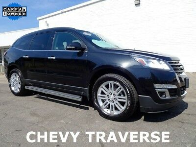 Chevrolet Traverse LT 2014 Chevrolet Traverse LT SUV Used 3.6L V6 24V Automatic FWD