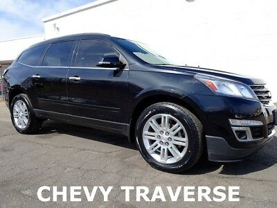 Chevrolet Traverse LT 2013 Chevrolet Traverse LT SUV Used 3.6L V6 24V Automatic FWD