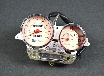 New Genuine Benelli Velvet 125-250 2002-? Speedo Clock 7047