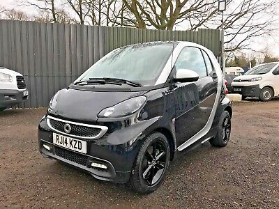 Smart Fortwo Grandstyle Edition Coupe 2014