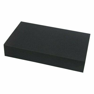 Flight Case Foam Block Insert for C203 - 380x220x70mm