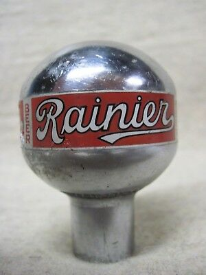 **rare**, Rainier Beer, Newman Tap Knob, Patent Applied For, Newman Pittsburgh