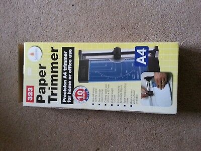 Paper trimmer A4 for home, office or crafting