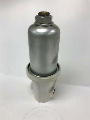 """ARO USA Pneumatic Tool 1/4"""" Special Steel Cup Air Line Water Filter 25221-211"""