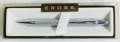 Cross® Nile Satin Chrome Ball-Point Pen