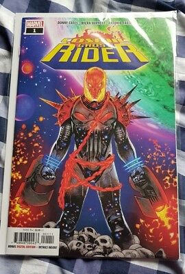 Marvel Comic Cosmic Ghost Rider #1 First Print Brand New! Mint Condition!