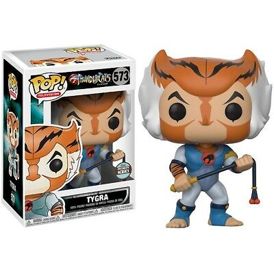 Funko - POP TV: Thundercats - Tygra Brand New In Box