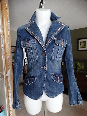 Parasuco Denim Legend Jean Jacket Medium