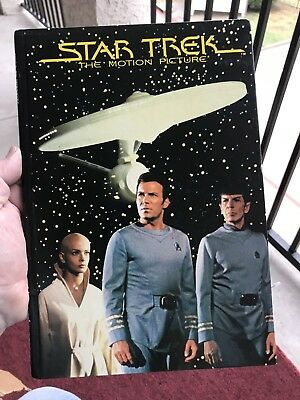 Star Trek The Motion Picture Annual 1979 Marvel/Grand Dreams Nr Mint