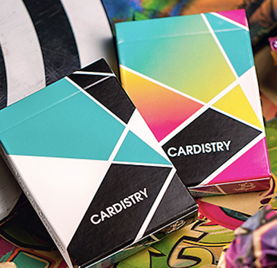 Cardistry Color Playing Cards 10 55 Picclick