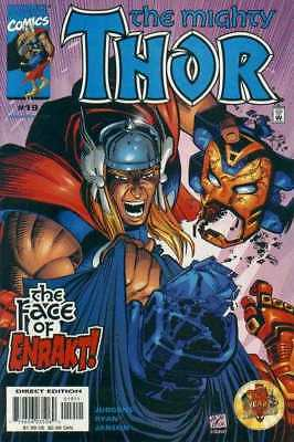 Thor (1998 series) #19 in Near Mint minus condition. Marvel comics