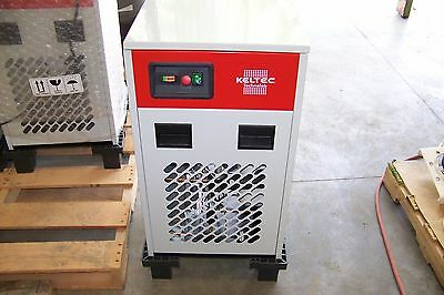 Keltec KRAD 100 Refrigerated air dryer  100 cfm  integrated Pre and Afterfilters
