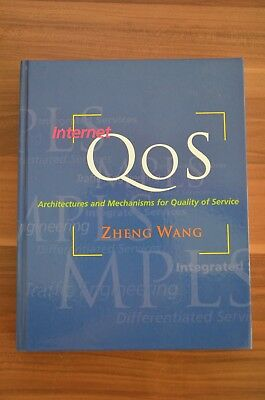 """""""QoS"""" von Zhang Wang (Quality of Service) in Englisch"""