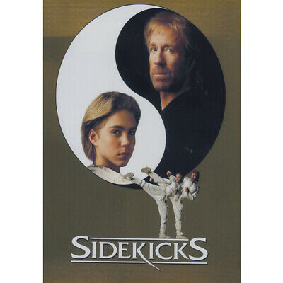 Sidekicks Chuck Norris DVD = (MOD) Free Au Post  =