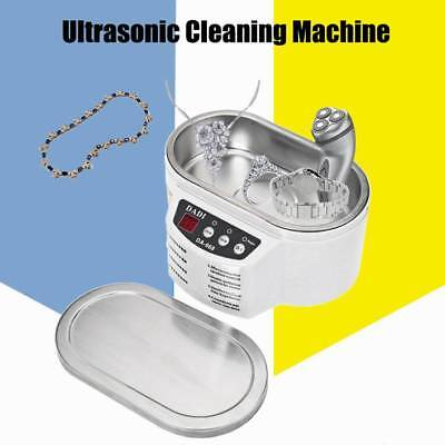 Micro Ultrasonic Cleaner 30W 50W for Glasses Necklace Watch Circuit Board