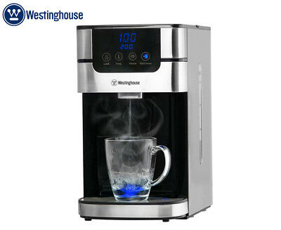 Westinghouse Stainless Steel Instant Hot Water Dispenser