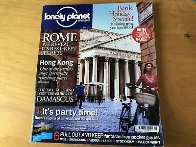 Lonely Planet Traveller Magazine May 2009