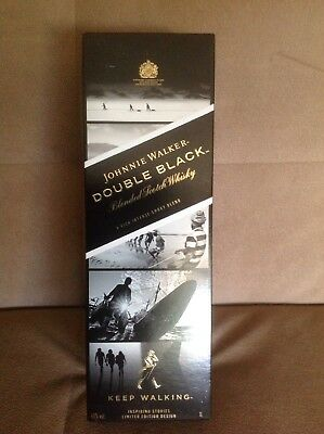 Johnnie Walker Double Black - Inspiring Stories Limited Edition