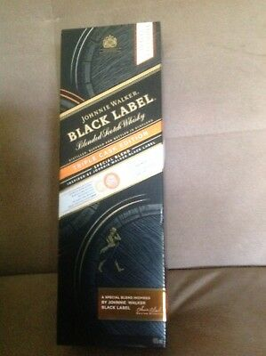 Johnnie Walker Black Label -Triple Cask Edition