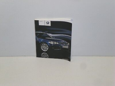 2010 BMW 128i 135i Owners Manual with Case