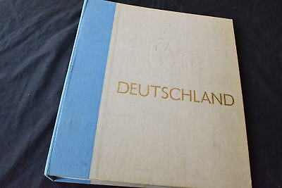 Germany 1950s Onwards in Printed Album, 99p Start, All Pictured