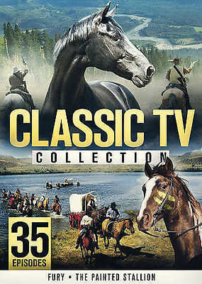 Classic TV Collection: Fury  The Painted Stallion (DVD, 2016, 3-Disc Set) New