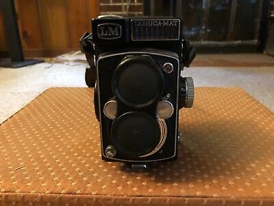 Yashica Mat LM. In Perfect Condition! Recently serviced by Mark Hama! Beautiful!
