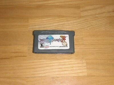 Sword of Mana Nintendo Game Boy Advance Spiel