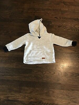 3T-Seven For All Mankind Kids Boys Knitted Sweater Pullover Top