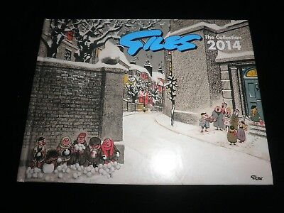 Giles The Collection 2014 Hardback Book Excellent Condition