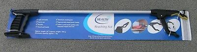 Health Essentials Reaching Aid Brand New - Lots of Extra Features - Magnet, Hook