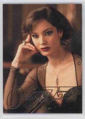 2013 Rittenhouse James Bond: Artifacts & Relics Gold Gallery #GG46 Severine 6or
