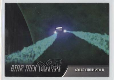 2011 Rittenhouse Star Trek: The Remastered Original Series Promo #P2 Card 6or