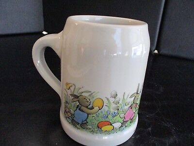 Namborn Germany 1990 0.5L Easter Beer Stein Mug Great For Kids!!