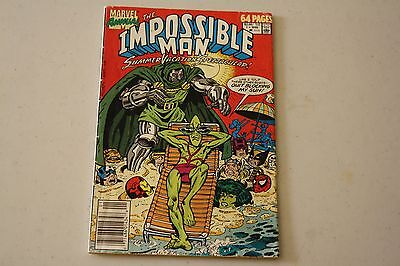 Marvel Comics The Impossible Man Summer Vacation Spectacular #1 1990 a351