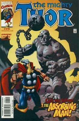Thor (1998 series) #26 in Near Mint minus condition. Marvel comics