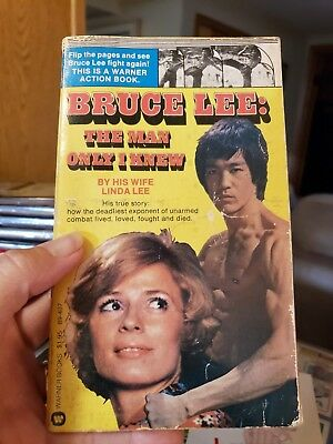 Bruce Lee: The Man Only I Knew  First Printing April, 1975   By Linda Lee