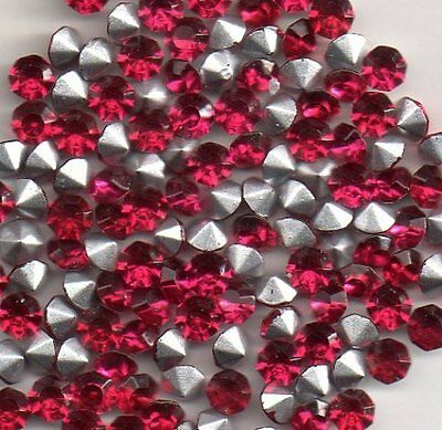 50 Strass Rond Ss 18 - 4.2 Mm Rose
