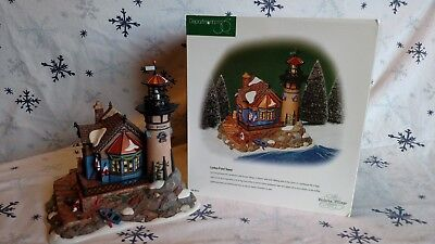 Department 56 Lynton Point Tower Dickens Village 56.58315 MINT