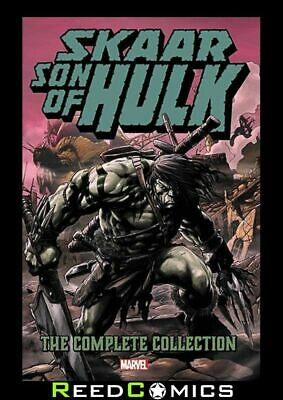 SKAAR SON OF HULK COMPLETE COLLECTION GRAPHIC NOVEL (432 Pages) New Paperback