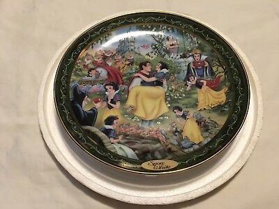 Snow White Ever After The Bradford Exchange Collectors Plate