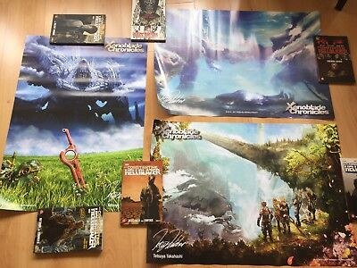 Xenoblade Chronicles 3 official Prints Wii Wallprints