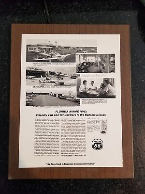 Vintage Phillips Petroleum Co Aviation Division - Customer collectables