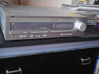 Yamaha R-70 - Vintage Hifi Stereo Amplifier Receiver; with MM / MC preamplifier