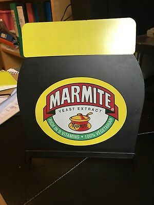 Marmite Book/tablet Stand Collectable Kitsch
