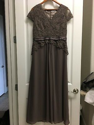 Formal (Mother of the Bride) Jacques Vert Long Dress NWT - UK size 14, US 12