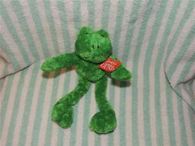 Gotta Get A Gund Plush Stuffed Frog STICKY wIth Tags