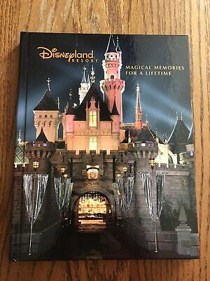 Disneyland Magical Memories For A Lifetime Book